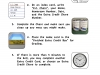 Art Extra Credit Chore Directions
